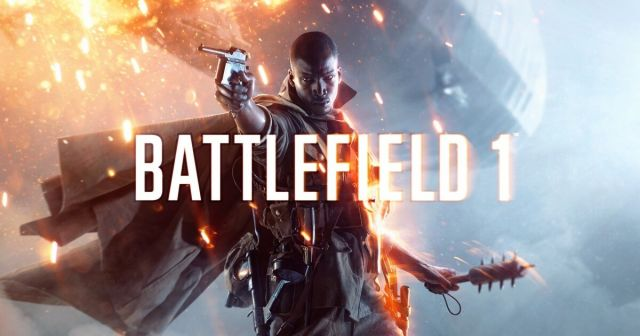 Conta Origin com Battlefield 1