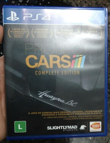 troca Project Cars - Complete Edition