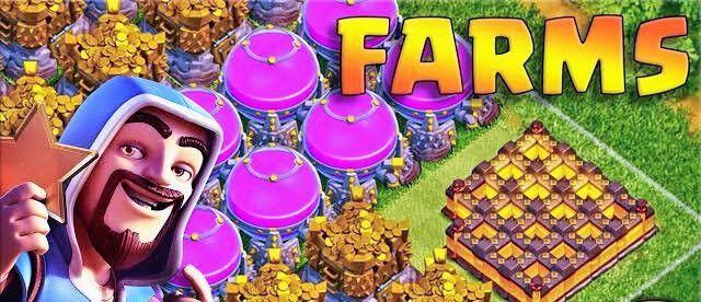 MOD Clash of Clans Farm +20 Milhões Automático