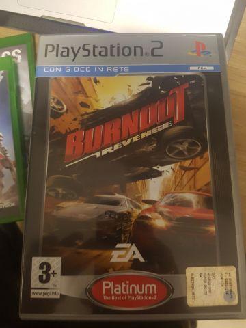 venda Burnout Revenge Platinum