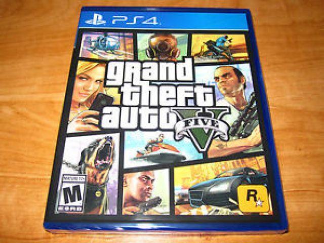 Desapego Games - GTA 5 - PlayStation 4
