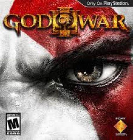 god of war III ps4