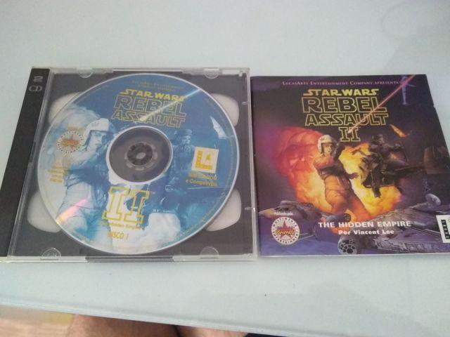 venda Star Wars - Rebel Assault II