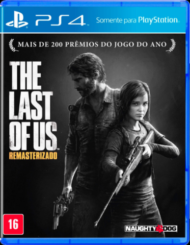 The last of us remasted