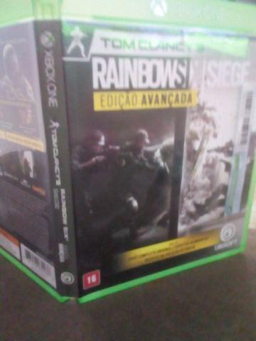 Rainbow diz siege edição avançada