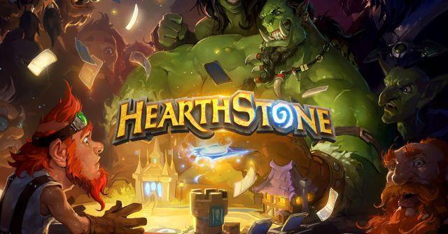 Compro conta hearthstone