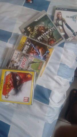 venda Jogos de ps3