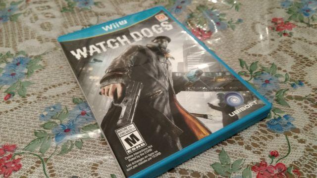 Watch Dogs 1 - WiiU