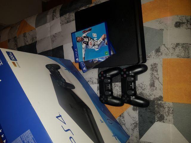 venda Playstation 4 | HDR | 500GB | SLIM