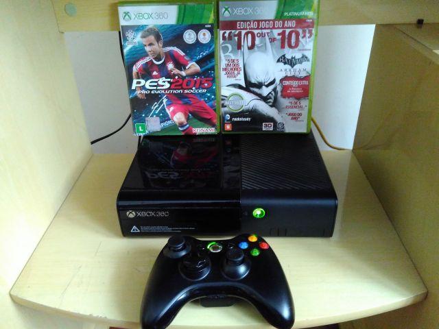 venda Xbox 360 - 500Gb - Original de fábrica.