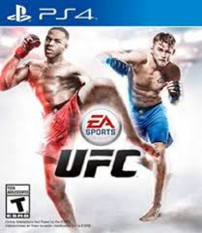 troca EA Sports UFC