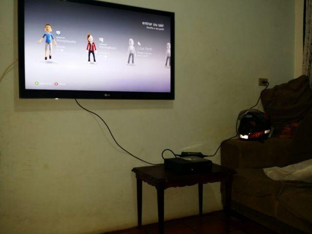 venda Xbox 360 SUPER SLIM DESTRAVADO (LT 3.0)