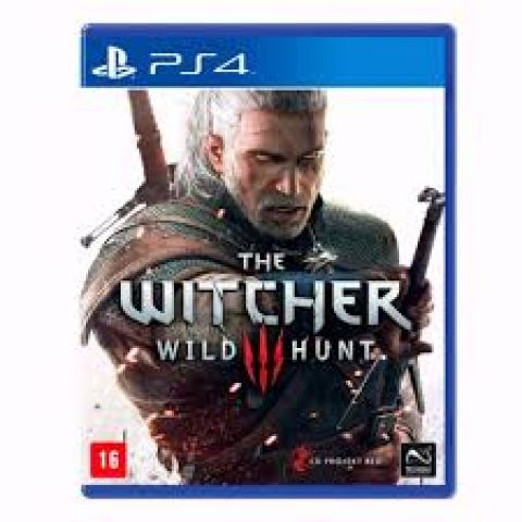 troca  the witcher ps4