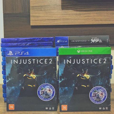 injustice 2 + dlc