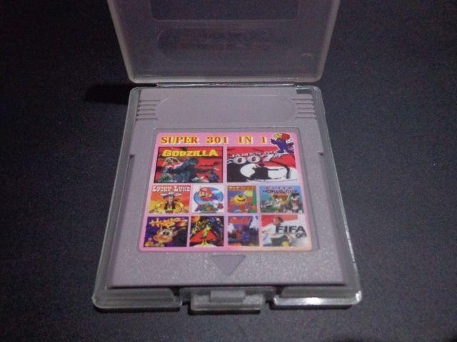 venda Cartucho Gameboy Super 301 In 1