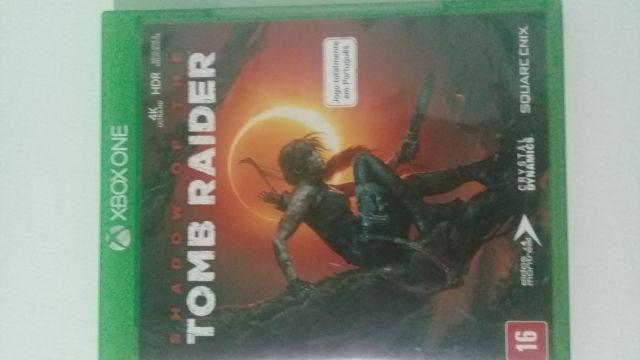Shadow of Tomb Raider Xbox One