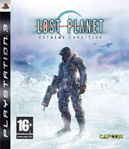 lost planet;extreme condition