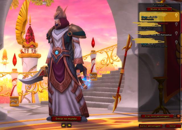 venda World of Warcraft Shadowlands