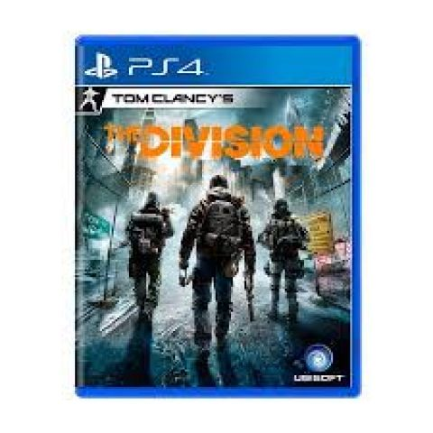 troca Tom clancy`s the division