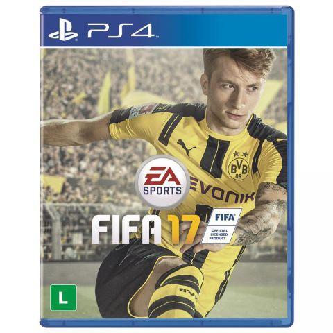 venda Fifa 17 ps4 mídia física