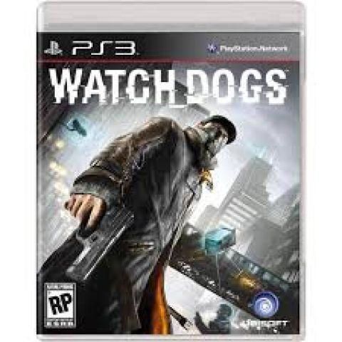 venda Watch dogs - PS3