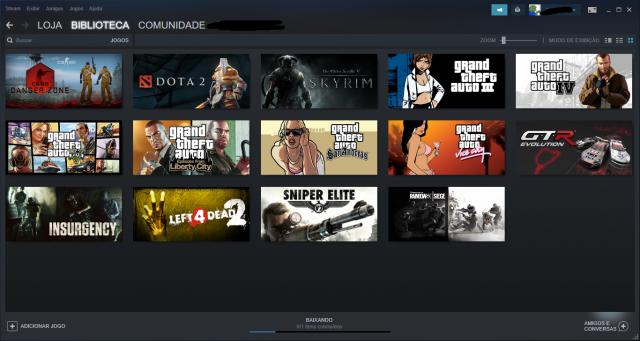 venda Conta Steam com 14 jogos