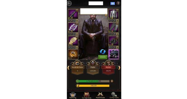venda Conta do Mafia City - Yotta Games