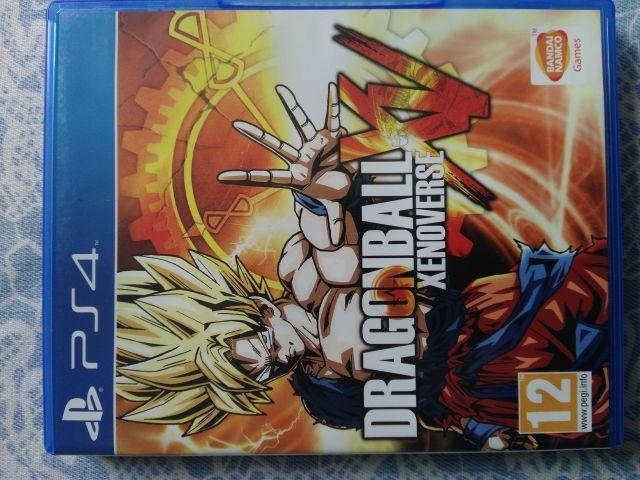 Dragon Ball Xenoverse XV - PS4