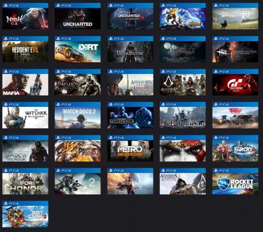 venda CONTA PSN PS4