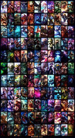 Desapego Games - Conta League of Legends Gold 3 - PC