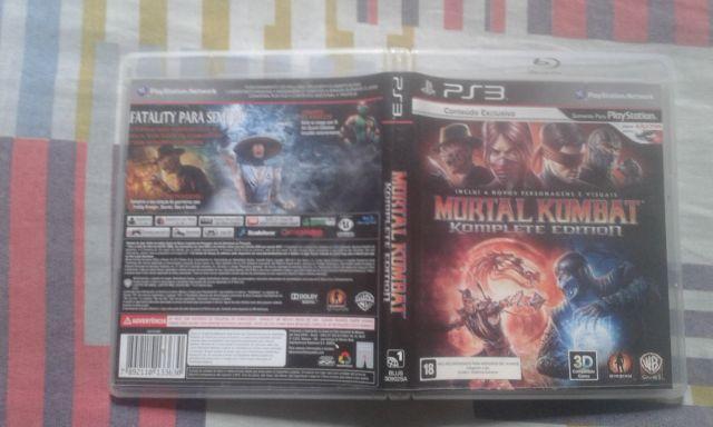 troca Mortal Kombat 9