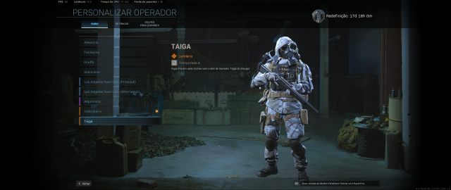 venda Call of duty MW / damasco / personagens/ skins
