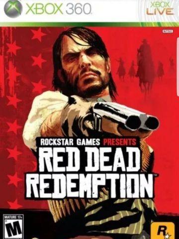 Red Dead Redemption Xbox 360 Jogo Digital Original