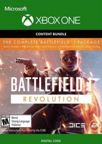 venda Battlefield 1 Revolution Xbox One Jogo 25 Digitos