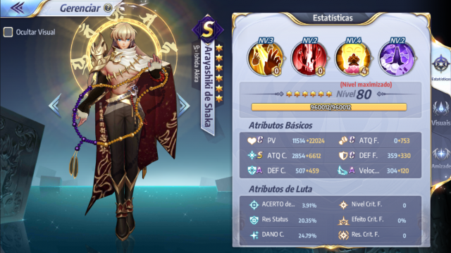 Saint Seiya Awakening - Poseidon na Conta !