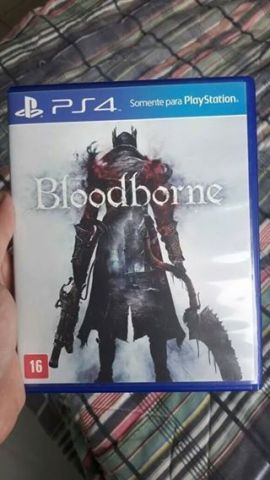 troca Bloodborne